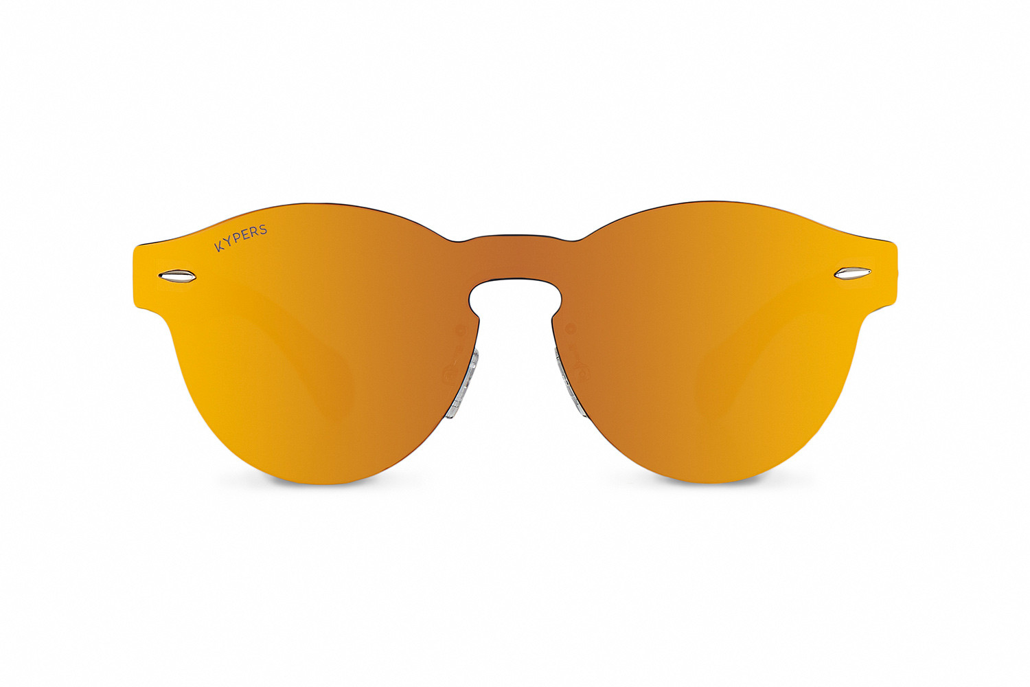 Polarised Gold SunglassesLua Dark Kypers Premium Mirror 0Nm8nwvO